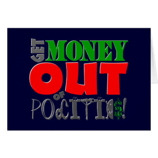 Get Money Out! Card