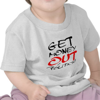 Get Money Out! T-shirts