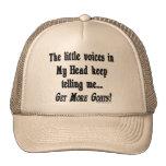 Get More Goats Funny Goat Trucker Hat
