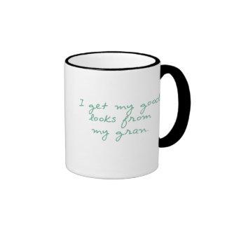 Get My Looks from Gran Mugs