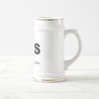 Get My Spoon Stein 18 Oz Beer Stein