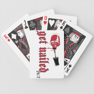 Get Nailed 24/7 Deck of Cards
