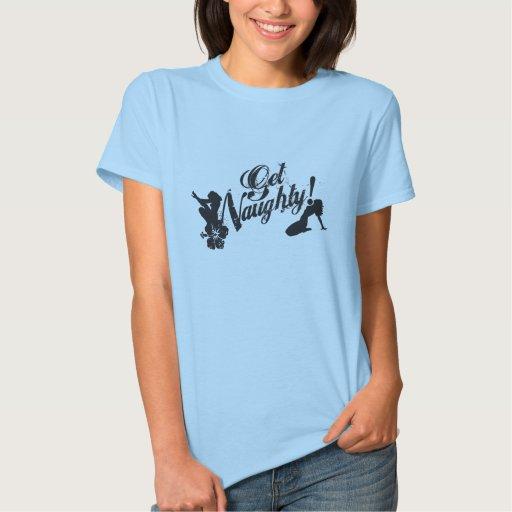 Get Naughty! T-Shirt