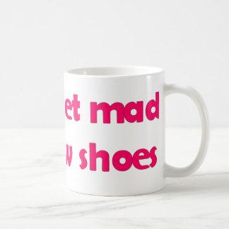 Get New Shoes Classic White Coffee Mug