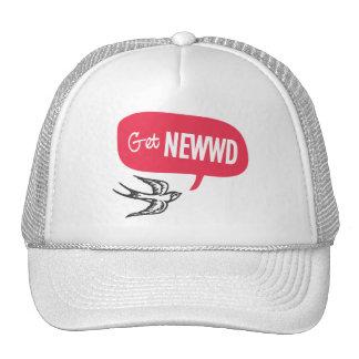 Get Newwd Sparrow Trucker Hat