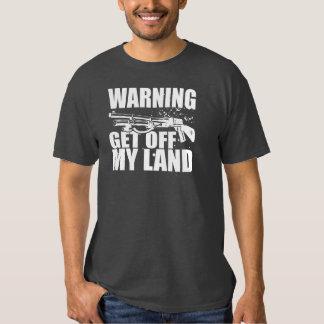 Get Off My Land T-Shirt