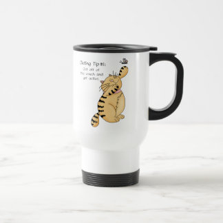 Get Off of the Couch...- Travel Mug