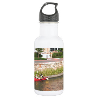 Get on the right thing water bottle