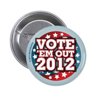 Get out and Vote!!! Button