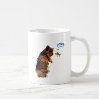 Get out! coffee mug