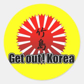 Get out! Korea