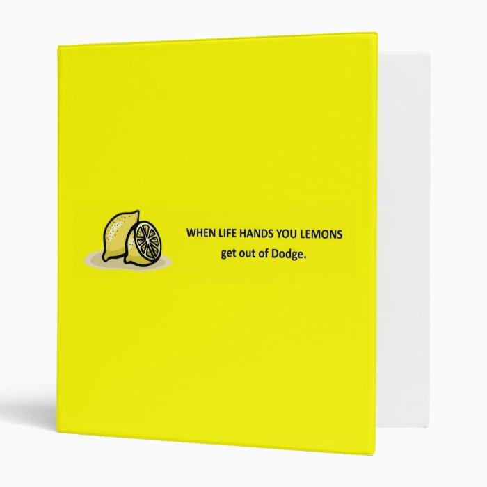 get-out-of-dodge binder