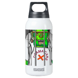 Get Out of Jail Insulated Water Bottle