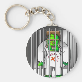 Get Out of Jail Keychain