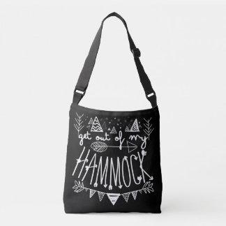 Get Out Of My Hammock Crossbody Bag