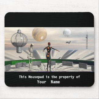 Get Out of the Hole  Mousepad Mouse Pads