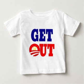 Get Out of the White House Baby T-Shirt