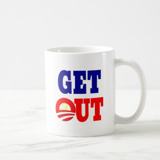 Get Out of the White House Coffee Mug
