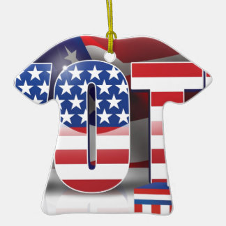 GET OUT THE NOV 2 2014 VOTE ORNAMENTS