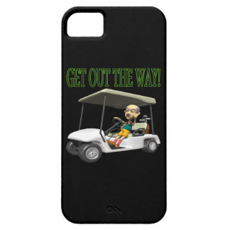 Get Out The Way iPhone SE/5/5s Case