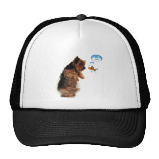 Get out! trucker hat