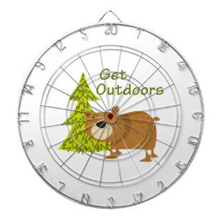 Get Outdoors Dartboards