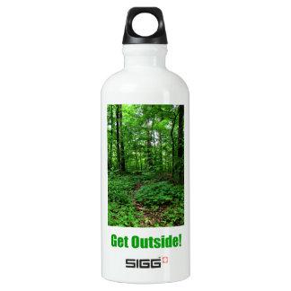 Get Outside! SIGG Traveler 0.6L Water Bottle
