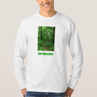 Get Outside Tee Shirt