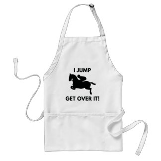 Get Over It! Adult Apron