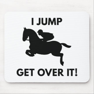 Get Over It! Mouse Pad