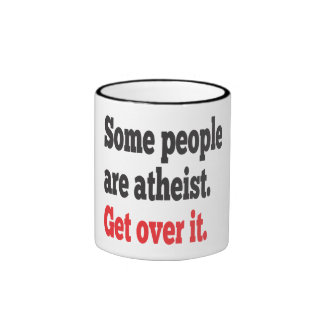 Get over it ringer mug