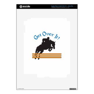 GET OVER IT SKIN FOR iPad 3