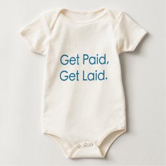 Get Paid, Get Laid. Bodysuits