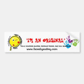 """Get Painted!"" 2011 Bumper Sticker"
