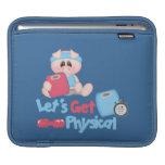 Get Physical Pig iPad Sleeve