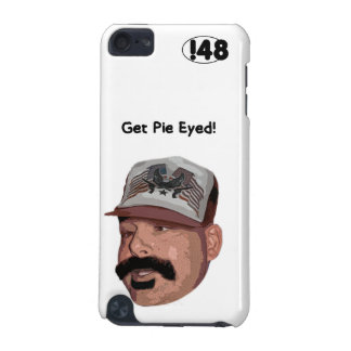 Get Pie Eyed! iPod Touch (5th Generation) Case