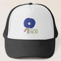 Get Pong On Trucker Hat