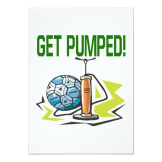 Get Pumped Card