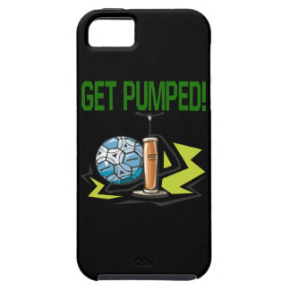 Get Pumped iPhone 5 Cover