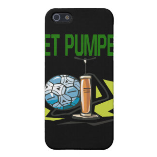 Get Pumped Cover For iPhone 5
