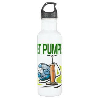 Get Pumped Water Bottle