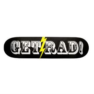Get Rad Skateboard