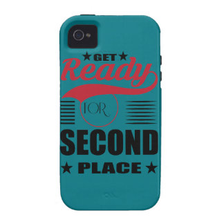 Get Ready for Second Place Case For The iPhone 4