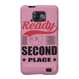Get Ready for Second Place Galaxy S2 Cover