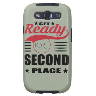 Get Ready for Second Place Galaxy SIII Cover