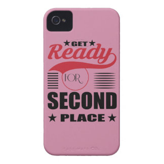Get Ready for Second Place iPhone 4 Case