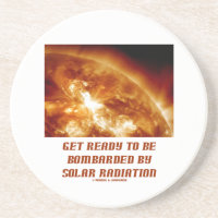 Get Ready To Be Bombarded By Solar Radiation Coaster