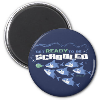 GET READY TO BE SCHOOLED - SPORTY SLANG - Magnet