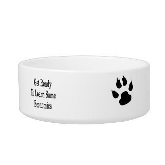 Get Ready To Learn Some Economics Cat Water Bowls