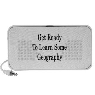 Get Ready To Learn Some Geography PC Speakers